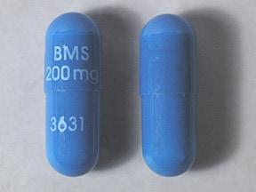 Reyataz 200 mg capsule