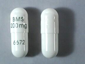 Videx EC 200 mg capsule,delayed release