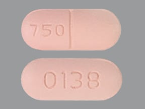 levetiracetam 750 mg tablet