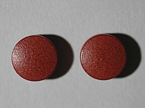FE C 100 mg-250 mg tablet