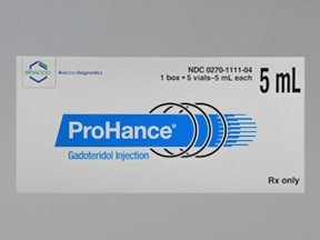 Prohance 279.3 mg/mL intravenous solution