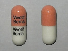 Vivotif Berna Vaccine 2 billion unit capsule,delayed release