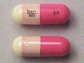 hydroxyzine pamoate 25 mg capsule