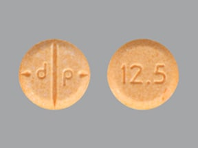 Adderall 12.5 mg tablet