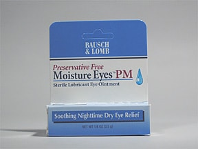 Soothe Night Time Lubricant 80 %-20 % eye ointment