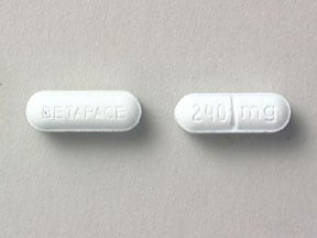 Betapace 240 mg tablet