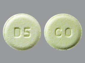 olanzapine 5 mg disintegrating tablet