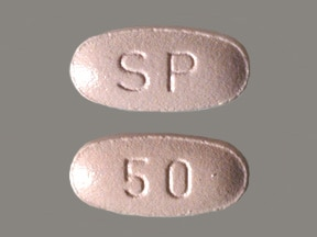 Vimpat 50 mg tablet