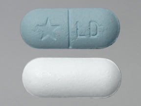 Liquibid D-R 10 mg-400 mg tablet
