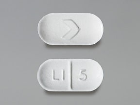 lamotrigine 5 mg chewable dispersible tablet