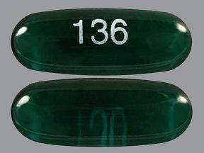 Vitamin D2 50,000 unit capsule