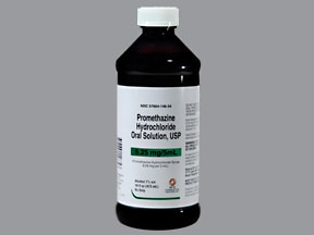 promethazine 6.25 mg/5 mL oral syrup