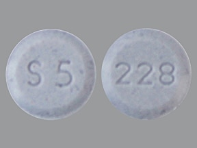 methylphenidate 5 mg tablet