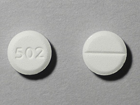 tizanidine 2 mg tablet