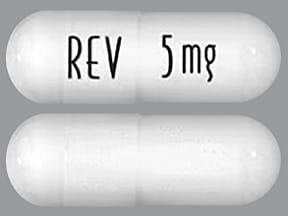 Revlimid 5 mg capsule