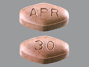 Otezla 30 mg tablet