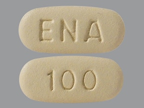 Idhifa 100 mg tablet