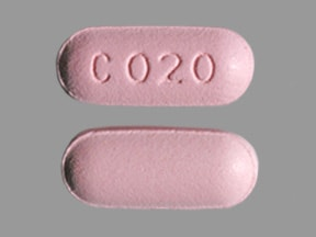 Covaryx H.S. 0.625 mg-1.25 mg tablet