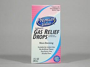 Gas Relief 40 mg/0.6 mL oral drops,suspension