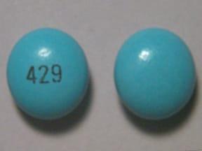 Laxative (sennosides) 25 mg tablet