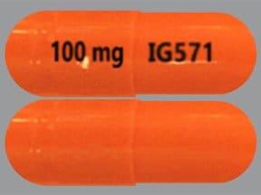 pregabalin 100 mg capsule