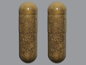 Centratex 106 mg iron-1 mg capsule