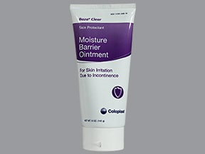 BAZA CLEAR 96 % topical ointment