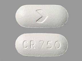 ciprofloxacin 750 mg tablet
