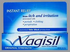 Vagisil 5 %-2 % topical cream