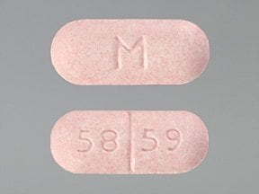 metaxalone 800 mg tablet