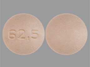 Tracleer 62.5 mg tablet