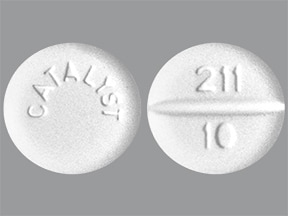 Firdapse 10 mg tablet