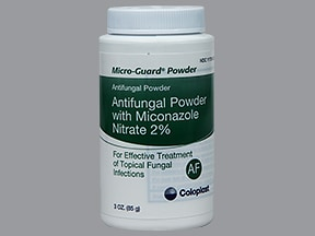 Micro-Guard 2 % topical powder
