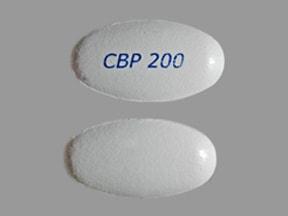 cefditoren pivoxil 200 mg tablet