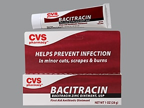 Bacitracin Zinc Topical : Uses, Side Effects, Interactions