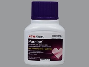 Purelax 17 gram/dose oral powder