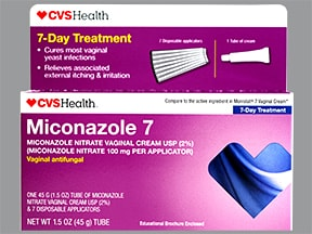 Miconazole 7 2 % vaginal cream