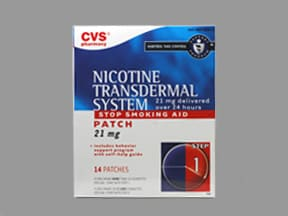 NTS Step 1 21 mg/24 hr transdermal 24 hour patch