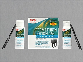 permethrin 1 % topical liquid