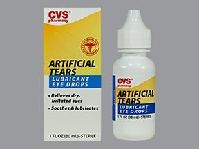 Artificial Tears (Glycerin/Propylene Glycol) : Uses, Side Effects