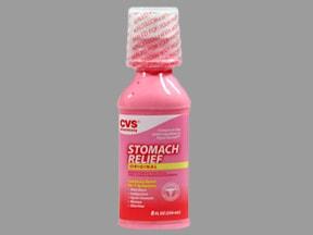 Bismuth 262 mg/15 mL oral suspension