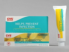 Triple Antibiotic Topical : Uses, Side Effects, Interactions