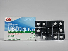loratadine 10 mg tablet