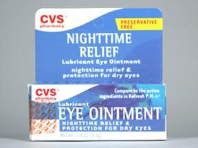 Lubricant Eye 57.3 %-42.5 % ointment