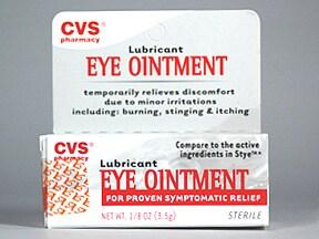 Lubricant Eye 56.8 %-41.5 % ointment