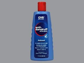 Anti-Dandruff With Menthol 1 % shampoo