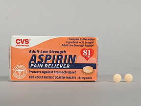 aspirin 81 mg tablet,delayed release
