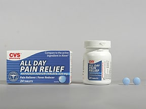 All Day Pain Relief 220 mg tablet