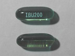 Wal-Profen 200 mg capsule