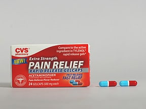 Pain Relief Extra Strength 500 mg tablet